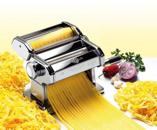 Définition et description d'une machine à pâtes
