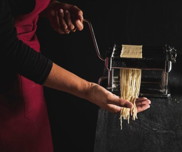 L'intérêt d'avoir une machine à pâtes