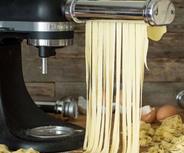 Utilité d'une machine à pâtes